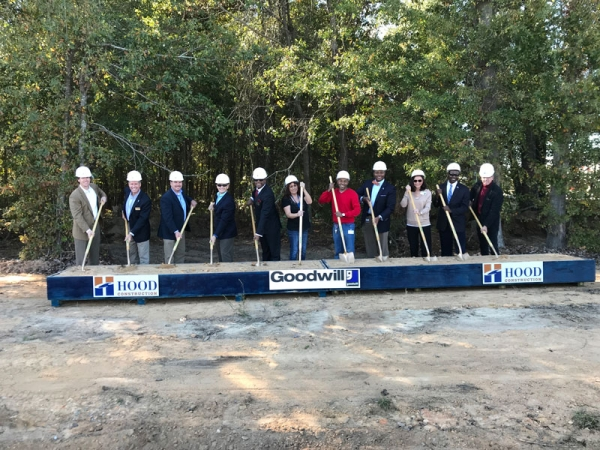Goodwill-Groundbreaking