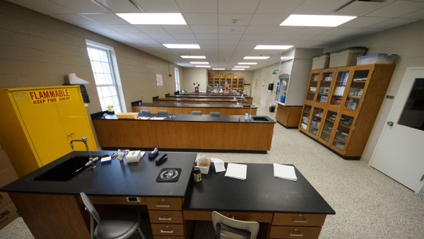NETC Cheraw Chem Lab