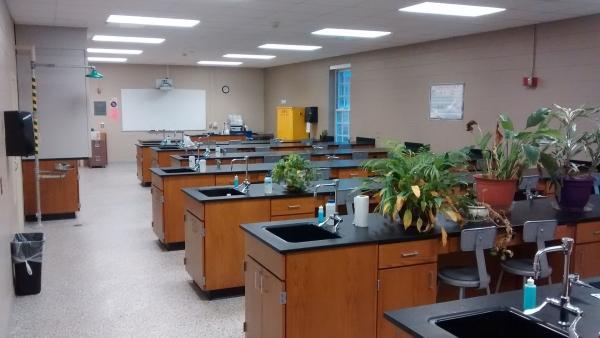 NETC Cheraw Bio Lab